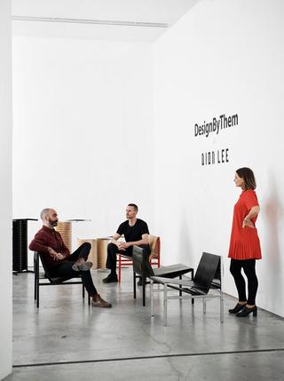 DesignByThem Milan 2019, Il team DesignbyThem Milan.