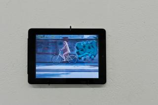 VIR Viafarini-in-residence, Open Studio, Cecilie Hjelvik Andersen. Foto di Davide Tremolada