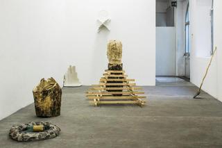 VIR Viafarini-in-residence, Open Studio, Vaclav Litvan, veduta dell'installazione