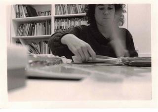 La storia dell'Archivio - 1, Foto di Giancarlo Norese (anni Novanta).