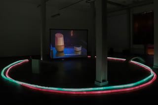 Cinemino, Veduta dell'installazione. Foto di Caterina Righetti