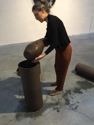 People | Artists, Elisa Sighicelli, Artoteca, 2016