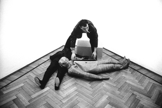 Massimo Kaufmann, Cella #7, Massimo Kaufmann. Foto di Armin Linke