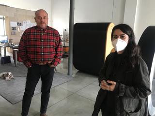 People | Family, Umberto Cavenago e Francesca De Zottinello studio di Umberto,2020
