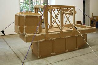 VIR Viafarini-in-residence, Benjamin Greber e Ulrich Vogl, Benjamin Greber, Work in progress