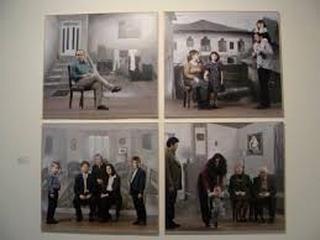 Shona Illingworth, Daniela Kostova, Adrian Paci, Adrian Paci Home to go, 2001