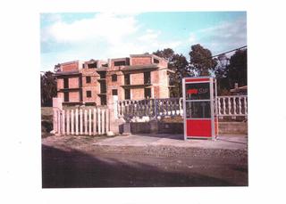 Lorenza Lucchi Basili, Michele Morosinotto, Gregorio Paonessa, Synthex, Quattro teorie sul paesaggio, Gregorio Paonessa Catanzaro Lido,1988 Diacolor digitalizzati stampati su carta fotografica (1999) 38,5 x 47,5 cm