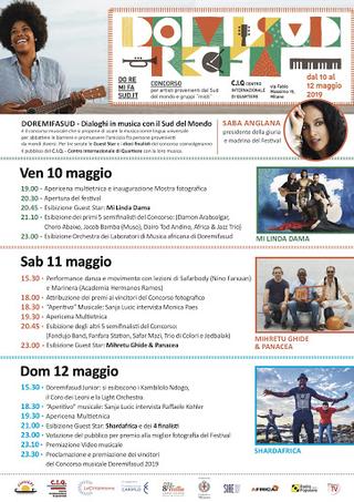 Intercultura - Capitolo 19 Un anno dopo: le attività fioriscono, Programma DOREMIFASUD, 2019