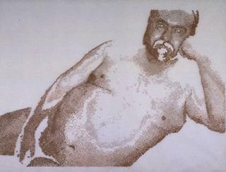 Stefano Arienti, Senza titolo, 1996 83 x 110 cm