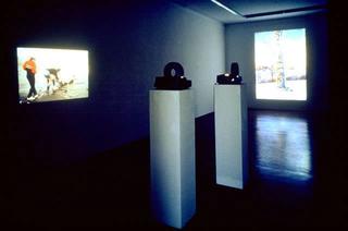 Stefano Arienti, Senza titolo - Bestie morte, 1993 dimensioni variabili Studio Guenzani, Milano