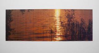 Stefano Arienti, Lake Boden, 2010 96 x 137 cm ciascuna parte Courtesy:Galleria Massimo Minini, Brescia