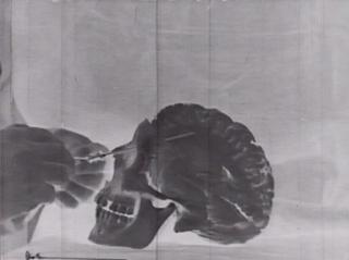 Francesco Bertocco, Alberto Grifi, Alberto Grifi, Il preteso corpo (1977) still da video, 16mm, 19'' Courtesy: Associazione Culturale Alberto Grifi