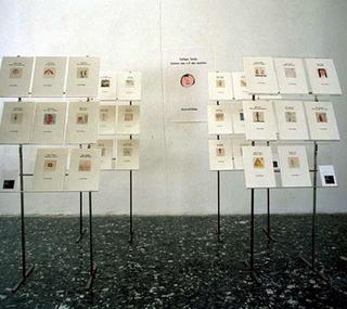 Maurizio Cattelan, Edizioni dell'obbligo, 1991
