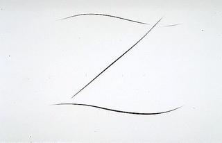 Maurizio Cattelan, Senza titolo, 1994 (Untitled) acrylic 100 x 120 cm