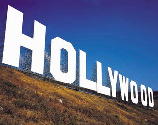 Maurizio Cattelan, Hollywood, 2001