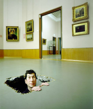 Maurizio Cattelan, Senza titolo, 2002 (Untitled) Wax dimensioni variabili Museum Boijmans Van Beuningen, Rotterdam