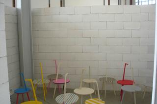Curatology©, Lo spazio 8 con l'opera di Andrea Sala a cura di Michela Arfiero