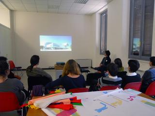 """Education Lab - formazione attraverso l'arte - I edizione, Laboratorio """"Conoscere l'architettura contemporanea"""", a cura di MAXXI Museo Nazionale delle Arti del XXI secolo"""