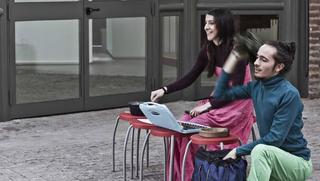 """Education Lab - formazione attraverso l'arte - I edizione, Laboratorio """"Hoppipolla"""", AIEP. Foto di Luca Vittorio Toffolon"""