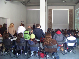 Education Lab - formazione attraverso l'arte - I edizione, Presentazione CRAC Liceo Artistico di Cremona, 24 marzo 2011
