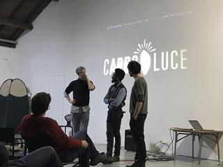 Coworking Lotto 15, Roberto Paolini presenta i film indipendenti dell'etichetta Carboluce