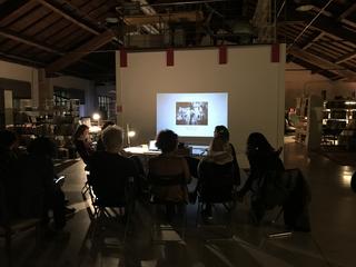 Coworking Lotto 15, Presentazione diRebelArchitette, su invito di Silvia Calatroni - SDARCHTrivelli&Associati