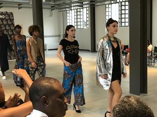 Settimana della Moda alla Fabbrica del Vapore