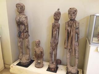 Intercultura - Capitolo 12 Ricordi di viaggio, Visita al Museo di IFAN Museum of African Arts, Dakar