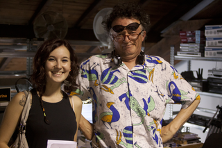 People | Family, Mario Gorni alla videoteca del DOCVA, Fabbrica del Vapore, 2012