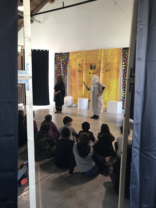 Coworking Lotto 15, Museo Farfallaeducazione attraverso arte e teatro