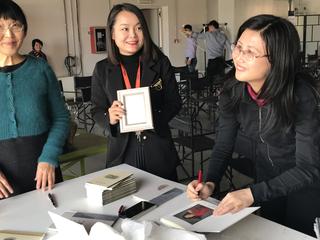 Coworking Lotto 15, Liujie Ye