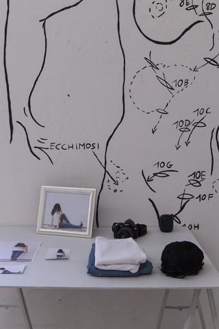 Viafarini Open Studio, Silvia Morin