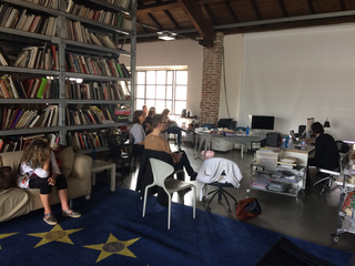 The Artist as Researcher, Riccardo Arena