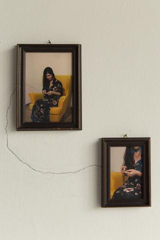 Viafarini Open Studio, Sonia ANdresano