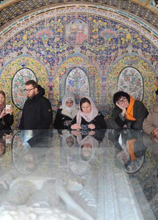 Res Artis Meeting Tehran