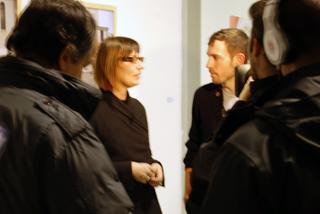 """Workshop e progetto espositivo Academy Awards """"Arti Visive all'Università IUAV di Venezia"""", Intervista alla curatrice Angela Vettese"""
