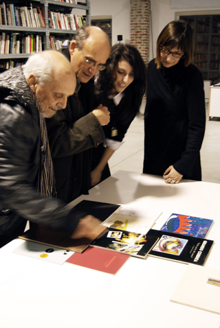 """Workshop e progetto espositivo Academy Awards """"Arti Visive all'Università IUAV di Venezia"""", L'inaugurazione"""