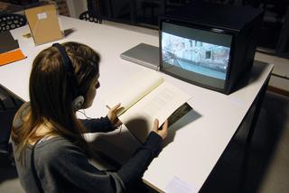 """Workshop e progetto espositivo Academy Awards """"Arti Visive all'Università IUAV di Venezia"""""""