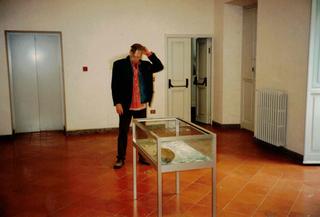 Jimmie Durham, Jimmie Durhamalla Fondazione Antonio Ratti