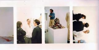 Jimmie Durham, Invitation to a Pointless Investigation, Azione Jimmie Durham, 30 maggio 1997
