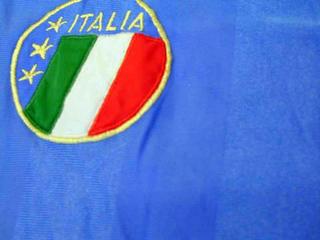 Tobias Rehberger, Luci diffuse, Paolo Rossi, stemma nazionale italiana