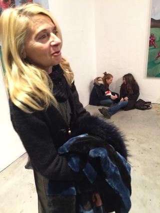 People | Family, Lella Valtorta e sullo sfondo Ludovica Santini e Bianca Infurna, 2016