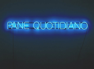 Liliana Moro, Pane quotidiano, 2005