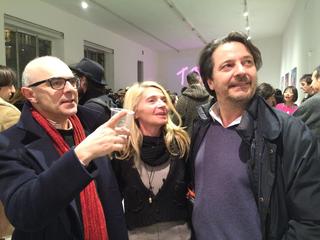 People | Family, Marco Infurna con Lella Valtorta di Dilmos e Titti Santini di Ponderosa alla mostra di Canemorto, 2016