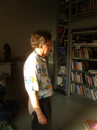 People | Family, Mario Gorni all'Archivio DOCVA, Fabbrica del Vapore, 2012