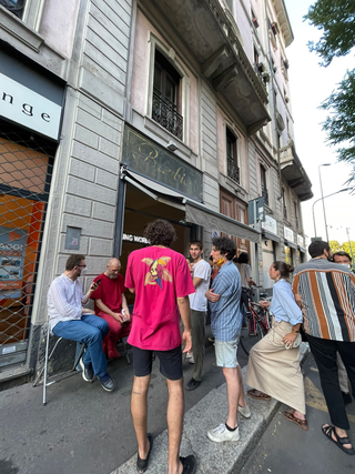 Corso Concordia 11, Edson Luli, Jacopo Natoli