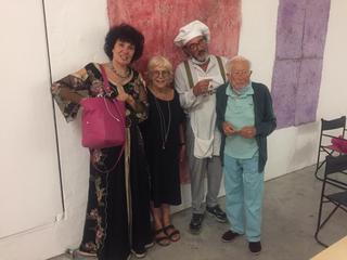 People | Family, Patrizia Brusarosco, Francesca Pasini, Pasquale Leccese e Giorgio Galli a CoolInAriasettembre 2020