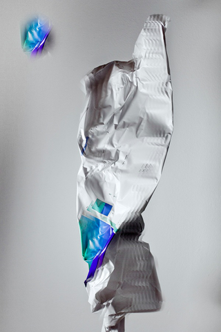 "VIR Viafarini-in-residence, Open Studio ""Ragazze"", Enrico Boccioletti Sphinx (Retina®), 2012"