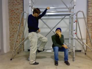 Officine dell'Arte - dai workshop di Stefano Arienti e Italo Zuffi, Richard Sympson