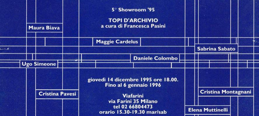 Topi d'Archivio